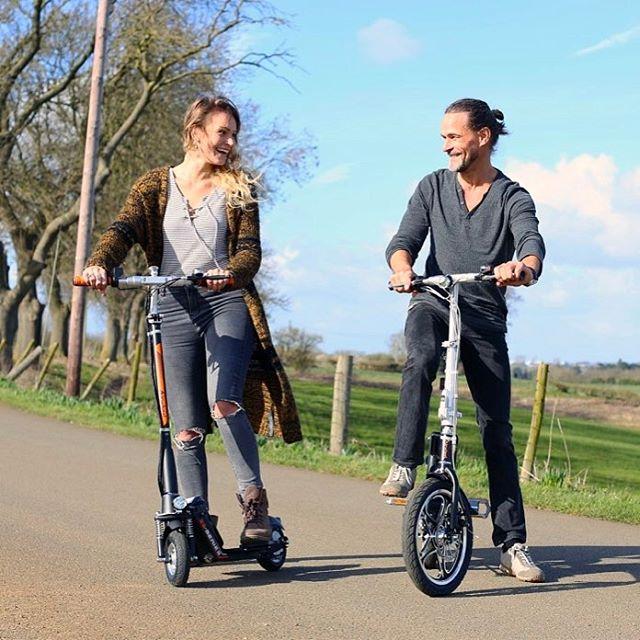 Airwheel R5 R5 Умный электрический велосипед помогает