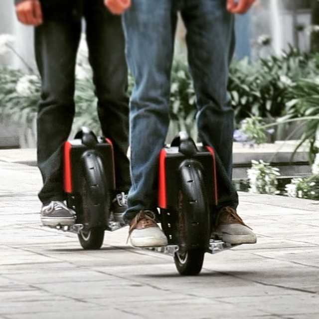 одно колесо скутера