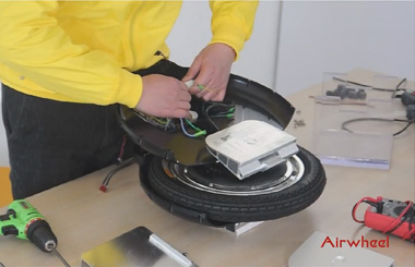 About the maintenance of Airwheel X8 electric unicycle