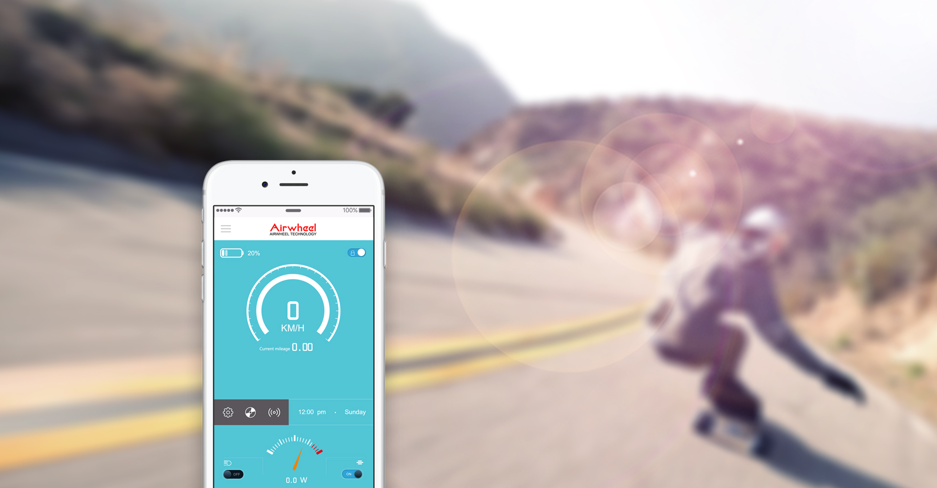 Airwheel APP